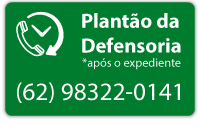 Plantão de Defensoria